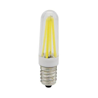 Buy COLD WHITE E14 4 LED 4W Acrylic Dimmable White / Warm White AC 220V for $2.80 in GearBest store