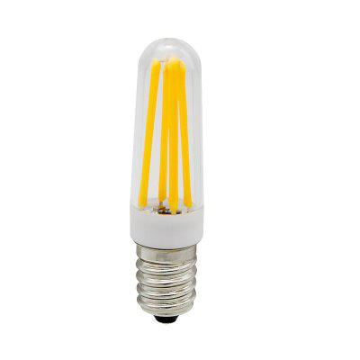 E14 4 - LED 4W Acrílico Regulable Blanco / Blanco Cálido AC 220V