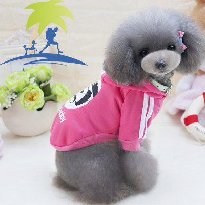 Lovoyager A25 Fashion Pet Hoodie for DogDog Clothing &amp; Shoes<br>Lovoyager A25 Fashion Pet Hoodie for Dog<br><br>Brand: Lovoyager<br>For: Dogs<br>item: Pet Clothes<br>Material: Cotton<br>Package Contents: 1 x Pet Hoodie<br>Package size (L x W x H): 31.00 x 26.00 x 3.00 cm / 12.2 x 10.24 x 1.18 inches<br>Package weight: 0.0700 kg<br>Product size (L x W x H): 26.00 x 21.00 x 2.00 cm / 10.24 x 8.27 x 0.79 inches<br>Product weight: 0.0600 kg<br>Season: Autumn, Spring<br>Size: L,M,S,XL,XS,XXL