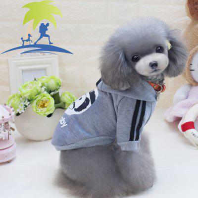 Lovoyager A25 Fashion Pet Hoodie for DogDog Clothing &amp; Shoes<br>Lovoyager A25 Fashion Pet Hoodie for Dog<br><br>Brand: Lovoyager<br>For: Dogs<br>item: Pet Clothes<br>Material: Cotton<br>Package Contents: 1 x Pet Hoodie<br>Package size (L x W x H): 31.00 x 26.00 x 3.00 cm / 12.2 x 10.24 x 1.18 inches<br>Package weight: 0.1100 kg<br>Product size (L x W x H): 30.00 x 25.00 x 2.00 cm / 11.81 x 9.84 x 0.79 inches<br>Product weight: 0.1000 kg<br>Season: Autumn, Spring<br>Size: L,M,S,XL,XS,XXL