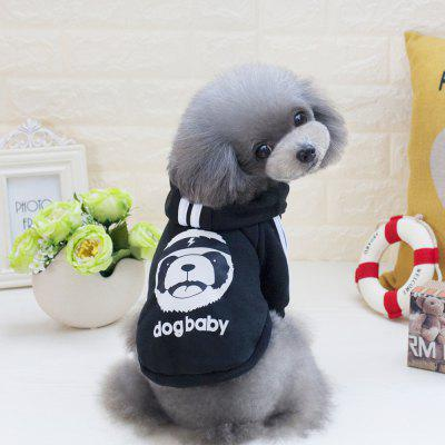 Lovoyager A25 Fashion Pet Hoodie for Dog