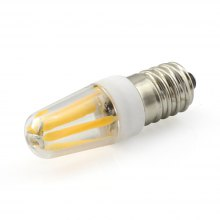 WeiXuan E14 2W 4COBs Dimmable Warm White LED Filament Bulb Spotlight 220 - 240V