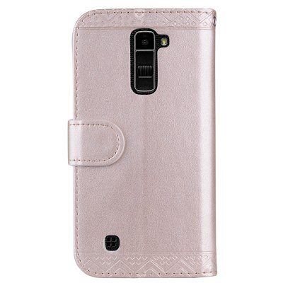 Bling Bling Style Datura Flower Pattern Flip PU Leather Wallet Case for LG K10Cases &amp; Leather<br>Bling Bling Style Datura Flower Pattern Flip PU Leather Wallet Case for LG K10<br><br>Package Contents: 1 x Flip PU Leather Wallet Case<br>Package size (L x W x H): 20.00 x 20.00 x 5.00 cm / 7.87 x 7.87 x 1.97 inches<br>Package weight: 0.0500 kg<br>Product weight: 0.0300 kg