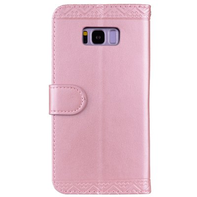 Bling Bling Style Datura Flower Pattern Flip PU Leather Wallet Case for Samsung Galaxy S8 PlusSamsung S Series<br>Bling Bling Style Datura Flower Pattern Flip PU Leather Wallet Case for Samsung Galaxy S8 Plus<br><br>Features: With Credit Card Holder<br>Material: PU Leather<br>Package Contents: 1 x Flip PU Leather Wallet Case<br>Package size (L x W x H): 20.00 x 20.00 x 5.00 cm / 7.87 x 7.87 x 1.97 inches<br>Package weight: 0.0500 kg<br>Product weight: 0.0300 kg<br>Style: Floral