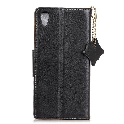 KaZiNe Crazy Horse Stripes luxury Genuine Leather Wallet Case For SONY XA1 PLUSCases &amp; Leather<br>KaZiNe Crazy Horse Stripes luxury Genuine Leather Wallet Case For SONY XA1 PLUS<br><br>Compatible Model: SONY XA1 PLUS<br>Features: Full Body Cases, Bumper Frame, Cases with Stand, With Credit Card Holder, Anti-knock<br>Mainly Compatible with: Sony<br>Material: Cowhide, TPU, Genuine Leather<br>Package Contents: 1 x  Phone Case<br>Package size (L x W x H): 15.00 x 8.00 x 2.00 cm / 5.91 x 3.15 x 0.79 inches<br>Package weight: 0.0850 kg<br>Style: Solid Color, Vintage/Nostalgic Euramerican Style