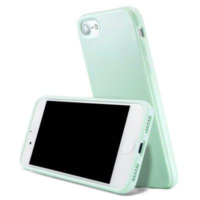 Shockproof Ultra Slim Fit Silicone TPU Soft Gel Rubber Cover Shock Resistance Protective Back Bumper for IPhone 7 / 8iPhone Cases/Covers<br>Shockproof Ultra Slim Fit Silicone TPU Soft Gel Rubber Cover Shock Resistance Protective Back Bumper for IPhone 7 / 8<br><br>Features: Back Cover<br>Material: Cowhide<br>Package Contents: 1 x Phone Case<br>Package size (L x W x H): 18.00 x 7.00 x 2.00 cm / 7.09 x 2.76 x 0.79 inches<br>Package weight: 0.0200 kg<br>Style: Cool