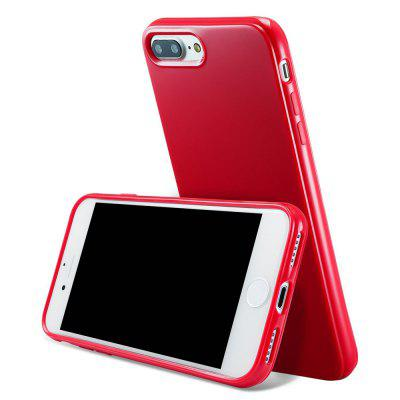 Shockproof Ultra Slim Fit Silicone TPU Soft Gel Rubber Cover Shock Resistance Protective Back Bumper for IPhone 7 Plus / 8 PlusiPhone Cases/Covers<br>Shockproof Ultra Slim Fit Silicone TPU Soft Gel Rubber Cover Shock Resistance Protective Back Bumper for IPhone 7 Plus / 8 Plus<br><br>Features: Anti-knock<br>Material: TPU<br>Package Contents: 1 x Phone Case<br>Package size (L x W x H): 118.00 x 7.00 x 2.00 cm / 46.46 x 2.76 x 0.79 inches<br>Package weight: 0.0200 kg<br>Style: Solid Color