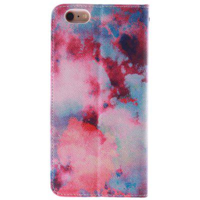 Coloured Cloud Pattern PU+TPU Leather Wallet Cover Design with Stand and Card Slots Magnetic Closure Case for Iphone 6 / 6S 4.7 InchiPhone Cases/Covers<br>Coloured Cloud Pattern PU+TPU Leather Wallet Cover Design with Stand and Card Slots Magnetic Closure Case for Iphone 6 / 6S 4.7 Inch<br><br>Compatible for Apple: iPhone 6, iPhone 6S<br>Features: Cases with Stand, With Credit Card Holder, Anti-knock, FullBody Cases, Shatter-Resistant Case, Wallet Case<br>Material: TPU, PU Leather<br>Package Contents: 1 x Phone Case<br>Package size (L x W x H): 16.00 x 7.00 x 2.00 cm / 6.3 x 2.76 x 0.79 inches<br>Package weight: 0.0600 kg<br>Product size (L x W x H): 15.50 x 6.00 x 1.20 cm / 6.1 x 2.36 x 0.47 inches<br>Product weight: 0.0500 kg<br>Style: Pattern