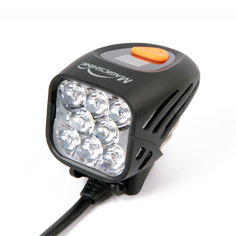 908 8000 Lumens Bike Light Combo