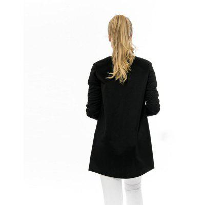 Womens Fashion Long Zipper CoatJackets &amp; Coats<br>Womens Fashion Long Zipper Coat<br><br>Closure Type: Zipper<br>Clothes Type: Long Coat<br>Collar: Round Collar<br>Elasticity: Micro-elastic<br>Embellishment: Vintage<br>Fabric Type: Broadcloth<br>Material: Polyester, Cotton<br>Package Contents: 1 x Coat<br>Pattern Type: Solid<br>Shirt Length: Medium Length<br>Sleeve Length: Full<br>Style: Casual<br>Type: Slim<br>Weight: 0.2700kg