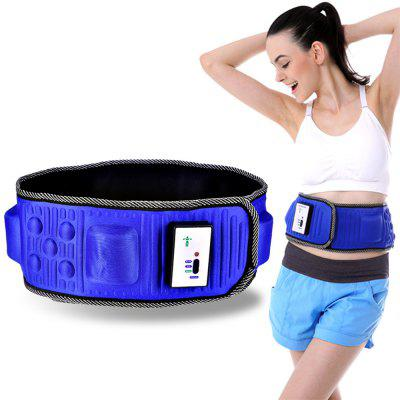 Massage Belt Slimming Fitness Electric Lose Weight Vibration Waist Exerciser
