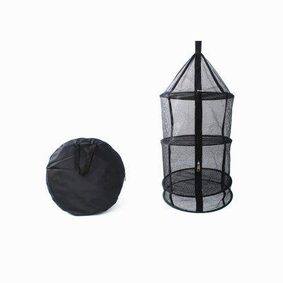 Outdoor Foldable Circular Airing Net / Storage Frame