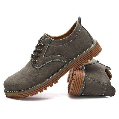Low Vamp Martin Leisure ShoesCasual Shoes<br>Low Vamp Martin Leisure Shoes<br><br>Available Size: 39 40 41 42 43 44<br>Closure Type: Lace-Up<br>Embellishment: None<br>Gender: For Men<br>Outsole Material: Rubber<br>Package Contents: 1?Shoes(pair)<br>Pattern Type: Others<br>Season: Spring/Fall<br>Toe Shape: Round Toe<br>Toe Style: Closed Toe<br>Upper Material: PU<br>Weight: 1.0200kg