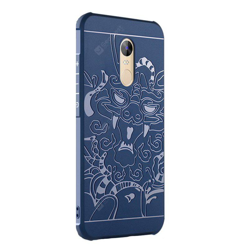 Dragon Pattern Drop-proof Phone Cover for Xiaomi Redmi Note 4X