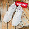 Sports Skateboard Blanc Étudiants Chaussures - BLANC