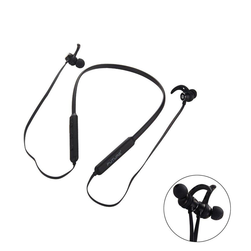 New Hot Bluetooth Sports headphones Long Time Standby for Sports-Black