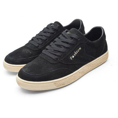 Casual Shoes Breathable Male Outdoor Fashion Sneakers SportsCasual Shoes<br>Casual Shoes Breathable Male Outdoor Fashion Sneakers Sports<br><br>Available Size: 38-44<br>Closure Type: Lace-Up<br>Embellishment: None<br>Gender: For Men<br>Outsole Material: Rubber<br>Package Contents: 1?Shoes(pair)<br>Pattern Type: Solid<br>Season: Summer, Winter, Spring/Fall<br>Toe Shape: Round Toe<br>Toe Style: Closed Toe<br>Upper Material: PU<br>Weight: 1.2000kg