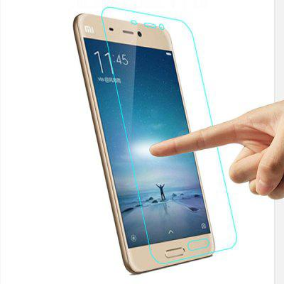 Tempered Glass Screen Protector 9H 2.5D Film for Xiaomi Mi 5 nillkin 9h 0 3mm cp tempered glass full screen protector film for iphone 6 plus 5 5 white