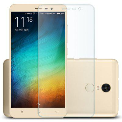 9H Tempered Glass Screen Protector Film for Xiaomi Redmi Note 3 / 3 ProScreen Protectors<br>9H Tempered Glass Screen Protector Film for Xiaomi Redmi Note 3 / 3 Pro<br><br>Compatible Model: Redmi Note 3 / 3 Pro<br>Features: High Transparency, High-definition, Anti scratch, Protect Screen<br>Mainly Compatible with: Xiaomi<br>Material: Tempered Glass<br>Package Contents: 1 x Screen Protector,  1 x Wipe Toolkit<br>Package size (L x W x H): 18.00 x 9.00 x 1.00 cm / 7.09 x 3.54 x 0.39 inches<br>Package weight: 0.0400 kg<br>Surface Hardness: 9H<br>Thickness: 0.3mm<br>Type: Screen Protector