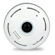 "960P <span class=""es_hl_color"">360</span> Degree Fisheye WiFi Wireless P2P Network <span class=""es_hl_color"">Mini</span> Panoramic IP Camera Home Security System For iOS Android"