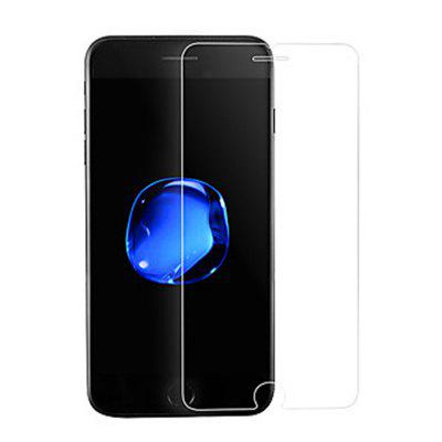 2pcs IPhone8 Plus / 7PLUS 180 Thick Plastic Super Anti-fingerprint Plating Apple X Tempered Glass Film