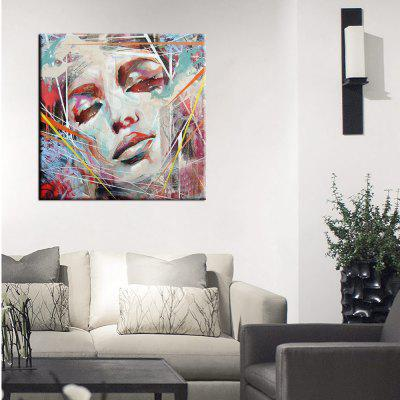 Buy COLORMIX YHHP Canvas Print Pop Characters Wall Decor for Home Decoration for $12.09 in GearBest store