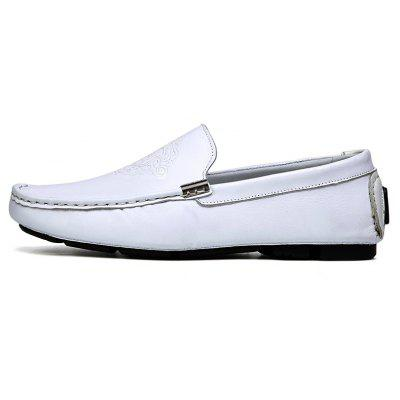 2017 Mens Plus Size Autumn Fashion Leather Business Moccasin GomminoCasual Shoes<br>2017 Mens Plus Size Autumn Fashion Leather Business Moccasin Gommino<br><br>Available Size: 39-47<br>Closure Type: Slip-On<br>Embellishment: None<br>Gender: For Men<br>Outsole Material: Rubber<br>Package Contents: 1 x Shoes (pair)<br>Pattern Type: Solid<br>Season: Spring/Fall<br>Toe Shape: Round Toe<br>Toe Style: Closed Toe<br>Upper Material: Full Grain Leather<br>Weight: 1.2000kg