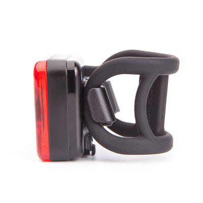 Magicshine SEEMEE20 Bike Tail LightBike Lights<br>Magicshine SEEMEE20 Bike Tail Light<br><br>Best Use: Backpacking,Camping,Climbing,Hiking<br>Brand: Magicshine<br>Color: Red<br>Features: Waterproof, Low Power Consumption, Easy to Install<br>Material: Aluminum Alloy, Stainless Steel<br>Model Number: SEEMEE20<br>Package Contents: 1 x Tail light, 1 x USB cable, 1 x Silicone ring, 1 x English User Manual<br>Package Dimension: 6.00 x 6.00 x 7.20 cm / 2.36 x 2.36 x 2.83 inches<br>Package weight: 0.0740 kg<br>Placement: Handlebar<br>Power Supply: Li-ion Battery<br>Product Dimension: 3.10 x 2.95 x 2.30 cm / 1.22 x 1.16 x 0.91 inches<br>Product weight: 0.0170 kg<br>Suitable for: Touring Bicycle, Mountain Bicycle, Electric Bicycle, Road Bike<br>Type: Tail Light