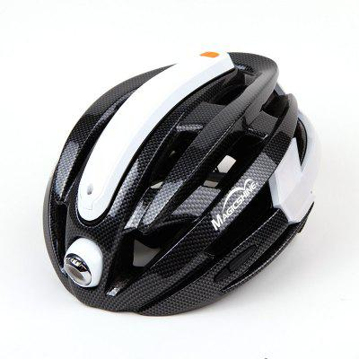 Magicshine MJ - 898 Genie Helmet with Light for Urban Road Cycling Commuting