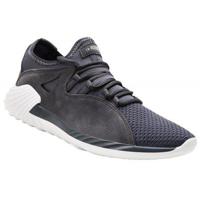 Sport Hommes Chaussures de course en plein air Jogging Walking Athletic Sneakers