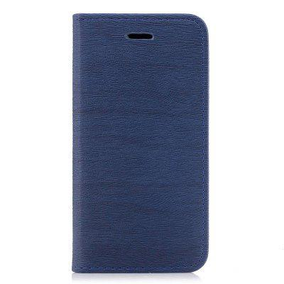 Wood Grain Flip Magnetic PU Leather Phone Cover Case for Samsung Galaxy A5 2016 A510