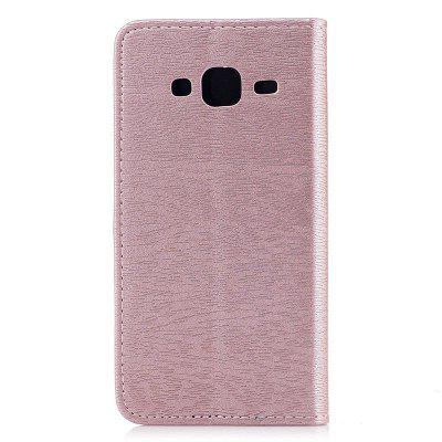 Wood Grain Flip Magnetic PU Leather Phone Cover Case for Samsung Galaxy J3 2016Samsung J Series<br>Wood Grain Flip Magnetic PU Leather Phone Cover Case for Samsung Galaxy J3 2016<br><br>Characteristic: Wood Grain Surface,  Cover with Magnetic<br>Color: Rose Gold,Black,Gold,Gray,Dark blue<br>Compatible for Samsung: Samsung Galaxy J3<br>Features: Cases with Stand, With Credit Card Holder, Anti-knock, Dirt-resistant<br>For: Samsung Mobile Phone<br>Material: TPU, PU Leather<br>Package Contents: 1 x Wood Grain Flip Magnetic PU Leather Phone Cover Case for Samsung Galaxy J3 2016<br>Package size (L x W x H): 16.00 x 8.00 x 2.00 cm / 6.3 x 3.15 x 0.79 inches<br>Package weight: 0.0700 kg<br>Style: Solid Color, Wood Grain