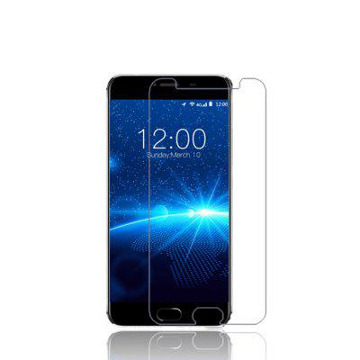2Pcs Naxtop Tempered Glass Screen Protector for UMIDIGI Z1 Pro / Z1-Transparent original tempered glass screen protector for landvo s6 smartphone transparent