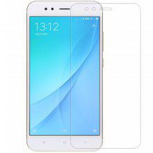 Naxtop Tempered Glass Screen Protector for Xiaomi Mi A1 -Transparent
