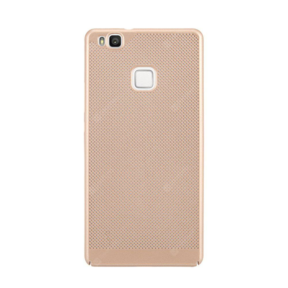 Heat Dissipation Ultra-thin Frosted Back Cover Solid Color Hard PC Case for Huawei P9 Lite