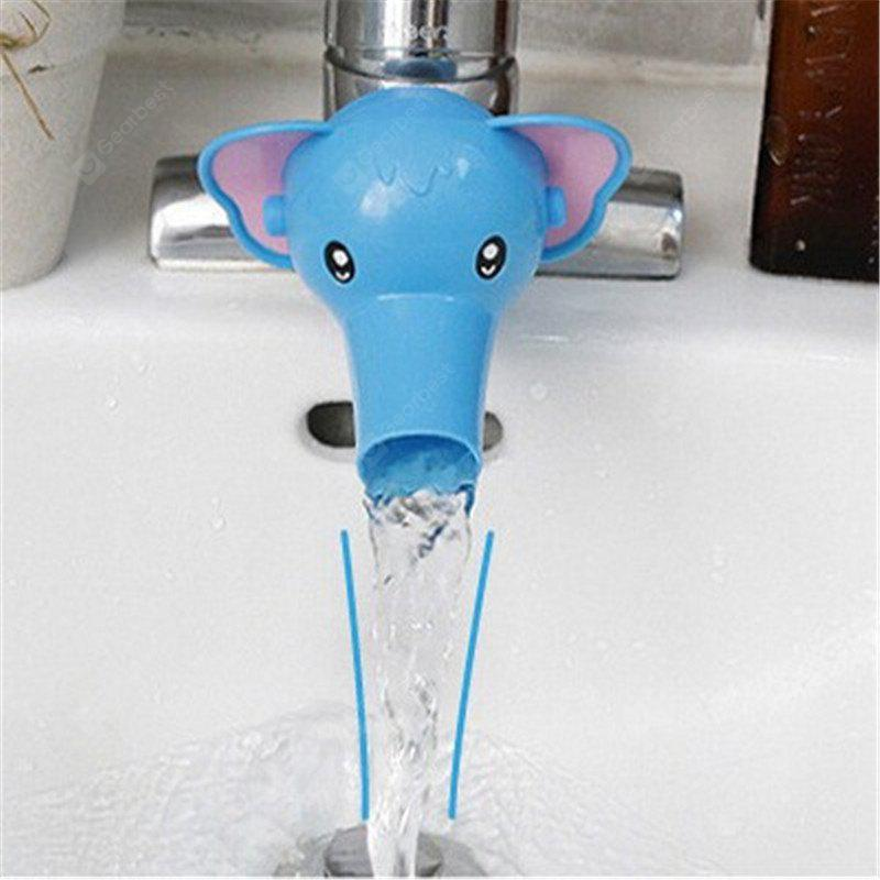 Cartoon Elefant Design Wasserhahn Extender
