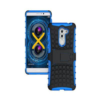 Tough Phone Cases Heavy Duty Armor Shockproof Silicon Rugged Hard Cover for Huawei Honor 6X Shell 5.5