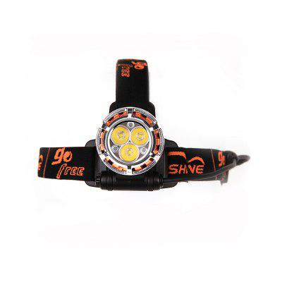 Magicshine MJ - 886 550 Lumens Headlamp