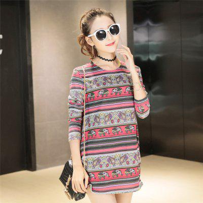 Womens Fashion Elephant Printing Loose Long-Sleeved T-ShirtTees<br>Womens Fashion Elephant Printing Loose Long-Sleeved T-Shirt<br><br>Collar: Round Neck<br>Elasticity: Micro-elastic<br>Fabric Type: Broadcloth<br>Material: Spandex<br>Package Contents: 1 x T-Shirt<br>Pattern Type: Animal<br>Shirt Length: Regular<br>Sleeve Length: Full<br>Style: Casual<br>Weight: 0.1800kg
