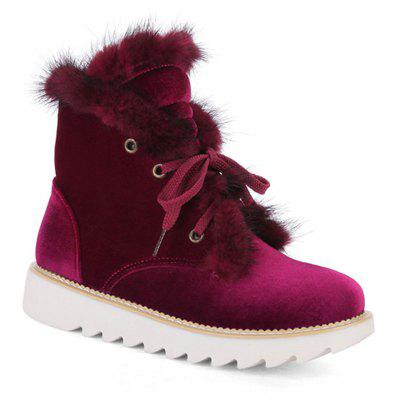 The New Stylish Atmosphere Warm and Comfortable Shoes