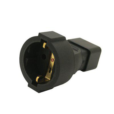 Power Plug Adapter IEC 320 C20 to 3 Pin German Female Power Adapter
