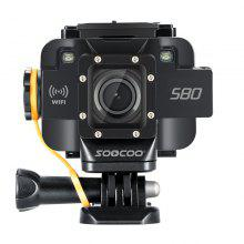 SOOCOO S80 Sports Camera WIFI To Support Microphone Starlight Night Vision