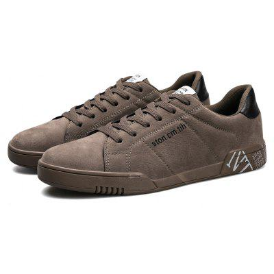 Men Casual Fashion Outdoor Colour Leather Flag Suede Lace Up Flat ShoesCasual Shoes<br>Men Casual Fashion Outdoor Colour Leather Flag Suede Lace Up Flat Shoes<br><br>Available Size: 39-44<br>Closure Type: Lace-Up<br>Embellishment: None<br>Gender: For Men<br>Outsole Material: Rubber<br>Package Contents: 1?Shoes(pair)<br>Pattern Type: Others<br>Season: Winter, Spring/Fall<br>Toe Shape: Round Toe<br>Toe Style: Closed Toe<br>Upper Material: Leather<br>Weight: 1.2000kg