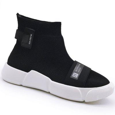 Couple Sock Shoes Breathable Cushion Men Running Boots Sport Outdoor Jogging Walking Sneakers