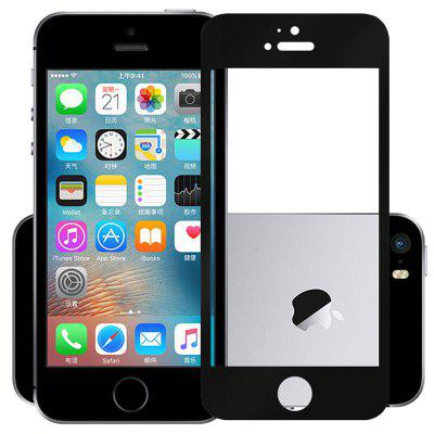2.5D Full Screen Tempered Glass Protector for iPhone 5 / 5S / SE
