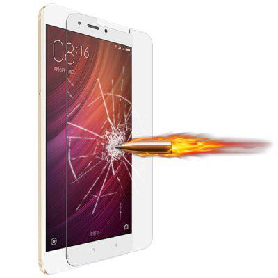 Tempered Glass Film 9H Screen Protector for Xiaomi Redmi Note 4Screen Protectors<br>Tempered Glass Film 9H Screen Protector for Xiaomi Redmi Note 4<br><br>Compatible Model: Redmi Note 4<br>Features: Protect Screen, Anti scratch, High Transparency, High-definition<br>Mainly Compatible with: Xiaomi<br>Material: Tempered Glass<br>Package Contents: 1 x Screen Protector,  1 x Wipe Toolkit<br>Package size (L x W x H): 16.00 x 8.00 x 1.00 cm / 6.3 x 3.15 x 0.39 inches<br>Package weight: 0.0400 kg<br>Surface Hardness: 9H<br>Thickness: 0.3mm<br>Type: Screen Protector