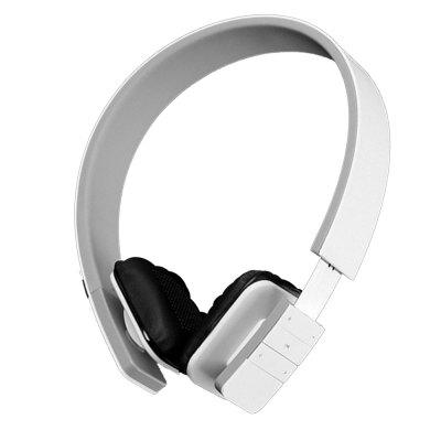Neutral Lc8200 Leather Models Wearing Sports 4.0 Wireless Bluetooth Headset