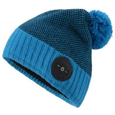 Winter Trend Knit Warm Bluetooth Music HatWomens Hats<br>Winter Trend Knit Warm Bluetooth Music Hat<br><br>Contents: 1 x Cap, 1 x Charging Cable, 1 x English Manual, 1 x Bluetooth Movement<br>Gender: Unisex<br>Material: Cotton, Acrylic<br>Package size (L x W x H): 21.50 x 21.50 x 3.00 cm / 8.46 x 8.46 x 1.18 inches<br>Package weight: 0.4000 kg<br>Product size (L x W x H): 20.00 x 20.00 x 19.00 cm / 7.87 x 7.87 x 7.48 inches<br>Product weight: 0.3000 kg<br>Type: Skully Hat, Knitted Hat