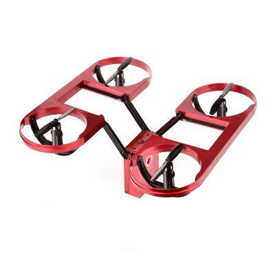 Foldable Selfie Drone With 2.0MP Camera Phone Control WiFi FPV Quadcopter
