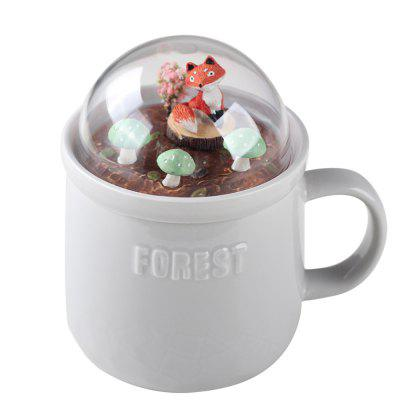400ML Creative Forest Landscape Ceramic CupWater Cup &amp; Bottle<br>400ML Creative Forest Landscape Ceramic Cup<br><br>Material: Ceramics<br>Package Contents: 1 x Cup<br>Package size (L x W x H): 11.60 x 12.00 x 17.00 cm / 4.57 x 4.72 x 6.69 inches<br>Package weight: 0.5000 kg<br>Product weight: 0.4000 kg<br>Style: Casual, Fashion<br>Type: Tea, Milk, Fruit Juice, Water